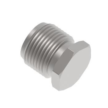 H-ZP-8 Plug Zcr Nut Cap