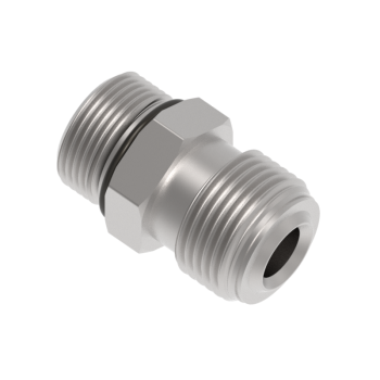 H-ZSC4-6U Straight Thread O Ring Seal Male Connector