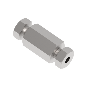 HPF60K-4H-S316 High Pressure Straight Couplings