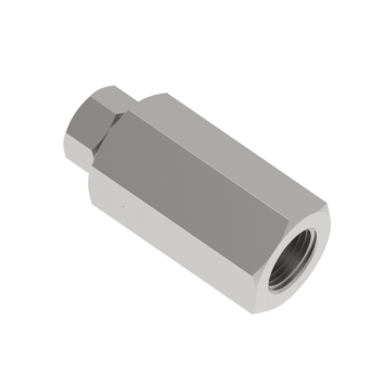 HPFC10K-9H-8N-S316 Female Connectors Hp Tube To Pipe High Pressure
