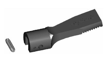 KIT-TG3-HD Handle Kits
