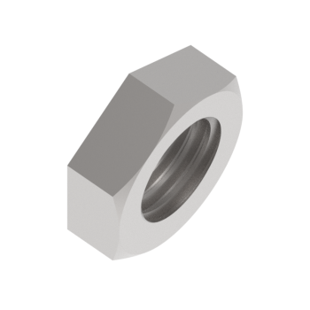 N-12-15M-17.0T-6.0 Bulkhead Lock Nut