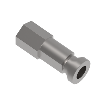 Q2BF-6N Q Series Female Pipe Thread Body Connector Fittings