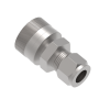 QF Series Hy-Lok Tube Body Connector Fittings - Product Catalog