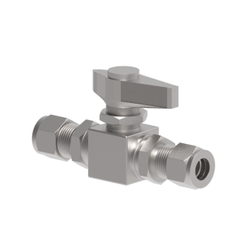 T3-FH-4N8T-S316 T Series Trunnion Ball Valves