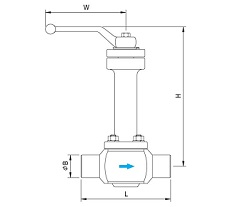 Cryot Series Trunnion Ball Valves - Product Catalog