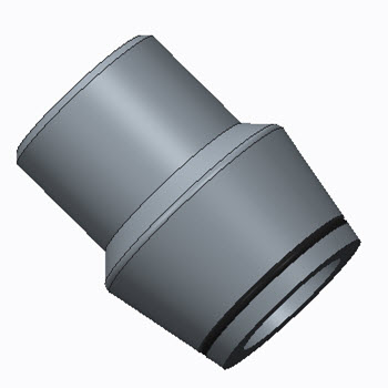 DVSTI-M26-STEL Blanking Plugs With O Ring Ports