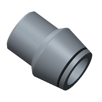 DVKA-15L-S316 Blanking Plugs With O Ring