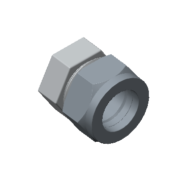 CCA-16M-BRAS Cap For Tube End