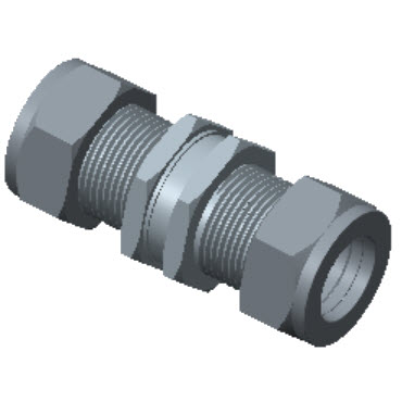 CVH3-M-12N-STEL 700H Series High Pressure Compact Check Valves