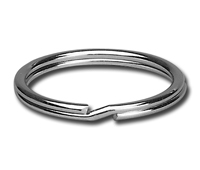 RING-17L Split Key Ring
