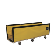 Open End Flatwork Ironer Trucks