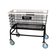 Wire Laundry Carts