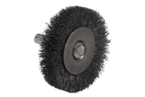 Radial End Brush