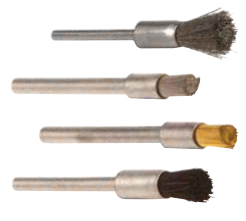 Miniature End Brushes