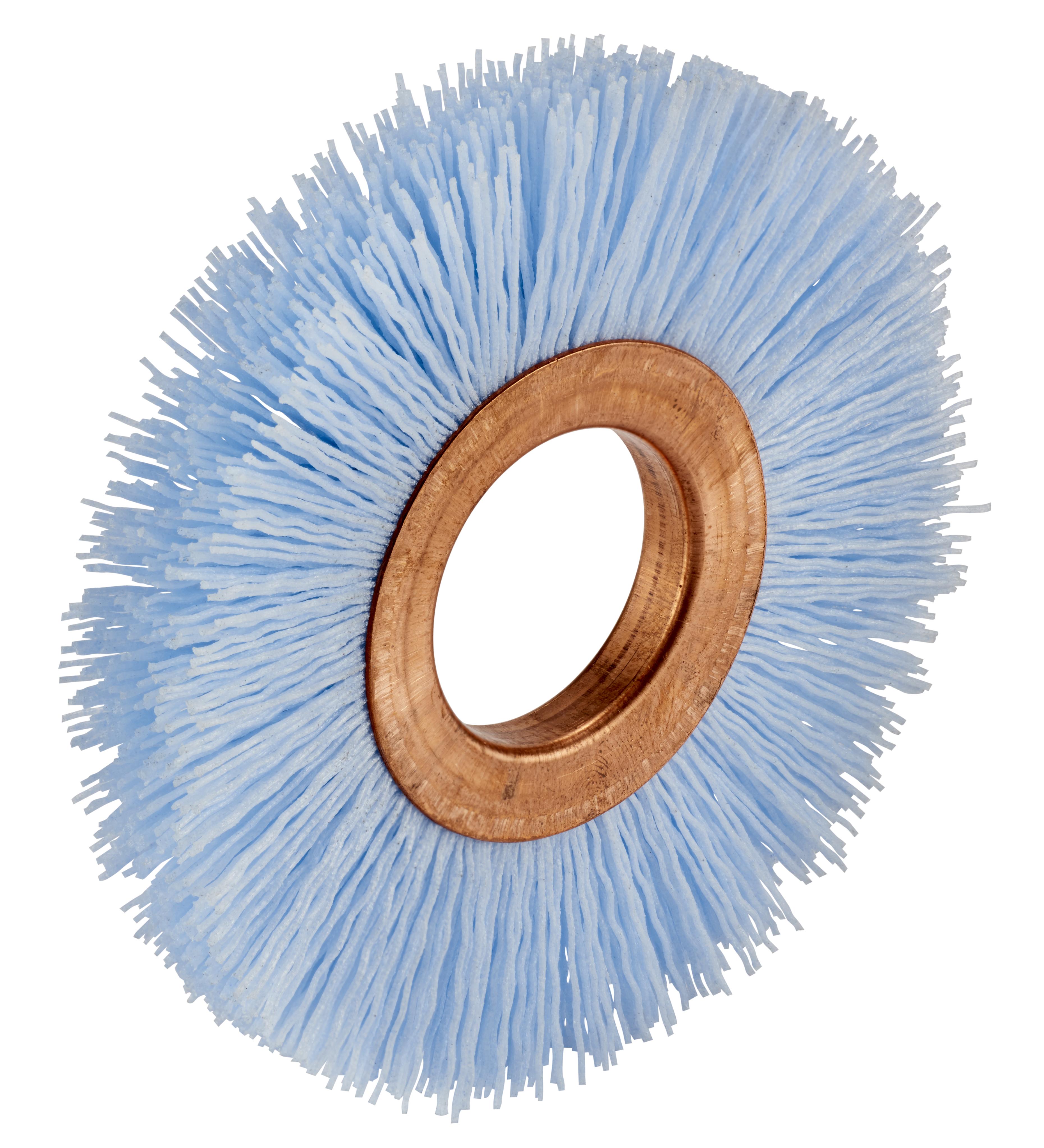 35566 Copper Center Wheels Brush
