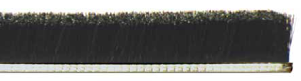 MB100836 Metal Back Strip Brush