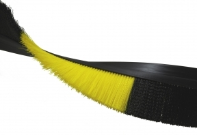Flexible And Rigid Strip Brush