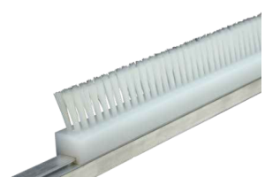 Conveyor Guide Rail Brushes