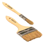00232 White Bristle Chip Brush