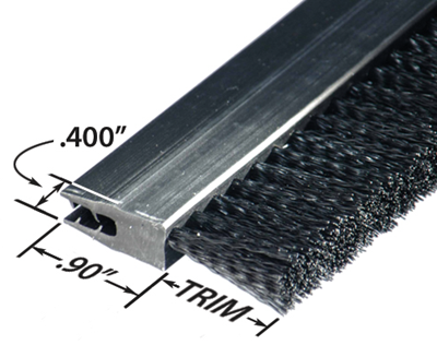 FPVC1210300 Flexible And Rigid Strip Brush
