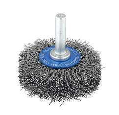 Stem Mount Wire Wheel Brushes