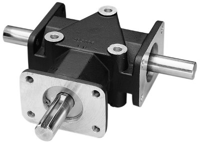 Crown Gear Right Angle Gearboxes | Gear Drives | 90 Degree Bevel Gearboxes